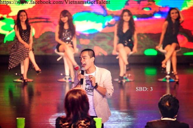 Bán kết 5 VN's Got Talent: Không khó để chọn tiết mục hay ảnh 3