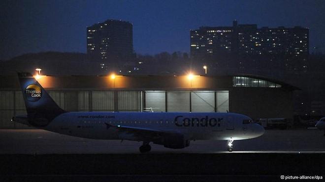 Sân bay Frankfurt bị cấm bay đêm ảnh 1