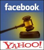 Facebook phản công Yahoo ảnh 1
