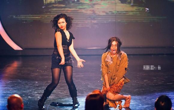 """Tài năng ca hát """"thất thế"""" trước các nhóm nhảy ảnh 6"""