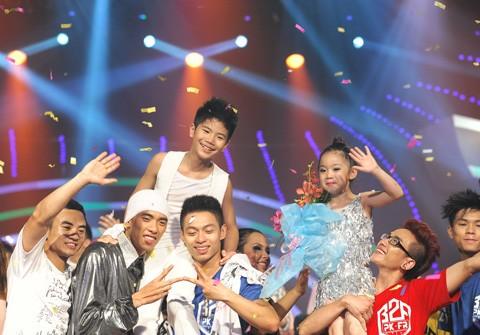 Gala Chung kết Got Talent: Hấp dẫn và ấn tượng ảnh 6