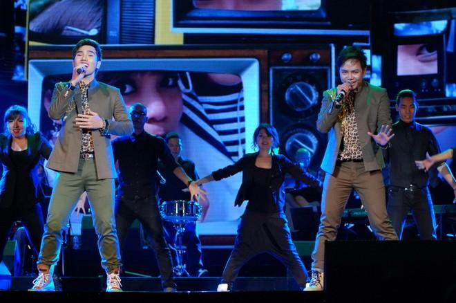 Liveshow 5 Bài hát yêu thích: Sắc màu âm nhạc ảnh 1