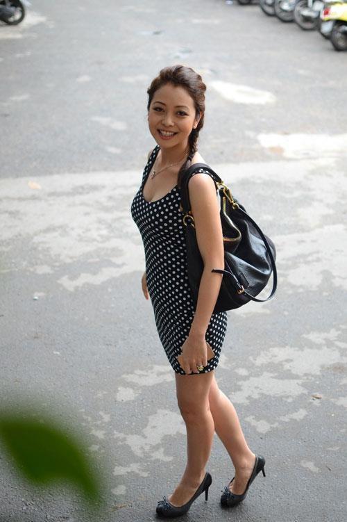 Jennifer Phạm nhập cuộc Bước nhảy hoàn vũ ảnh 3