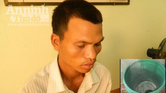Bắt gã con rể đầu độc cả gia đình vợ bằng thuốc diệt cỏ ảnh 1