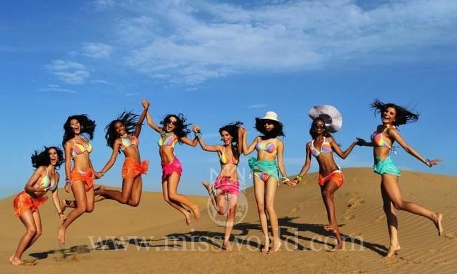 Hoàng My lọt vào top 40 Hoa hậu Biển ảnh 9