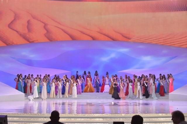 Chủ nhà Trung Quốc lên ngôi Miss World không thuyết phục ảnh 9