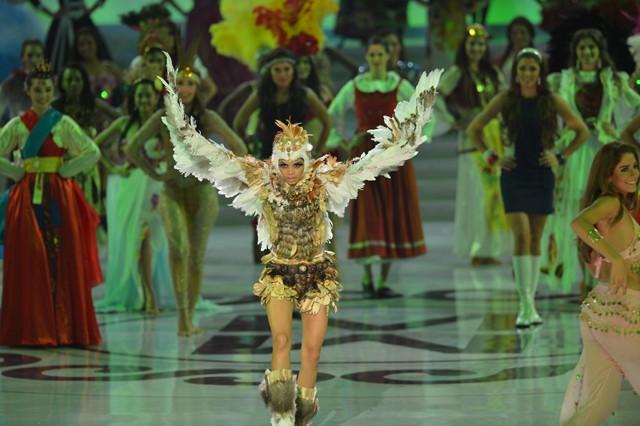 Chủ nhà Trung Quốc lên ngôi Miss World không thuyết phục ảnh 15