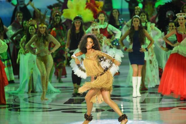 Chủ nhà Trung Quốc lên ngôi Miss World không thuyết phục ảnh 16