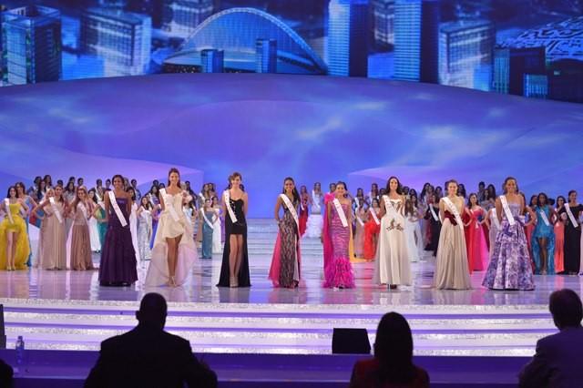 Chủ nhà Trung Quốc lên ngôi Miss World không thuyết phục ảnh 2