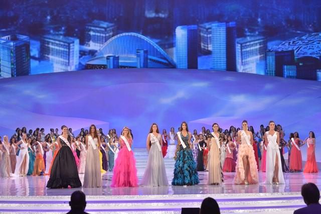 Chủ nhà Trung Quốc lên ngôi Miss World không thuyết phục ảnh 3