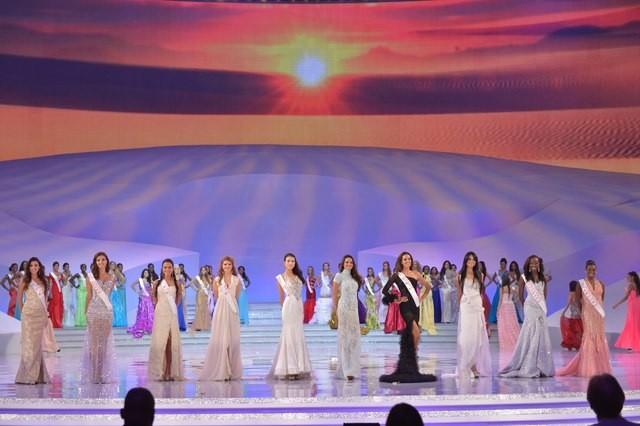 Chủ nhà Trung Quốc lên ngôi Miss World không thuyết phục ảnh 4