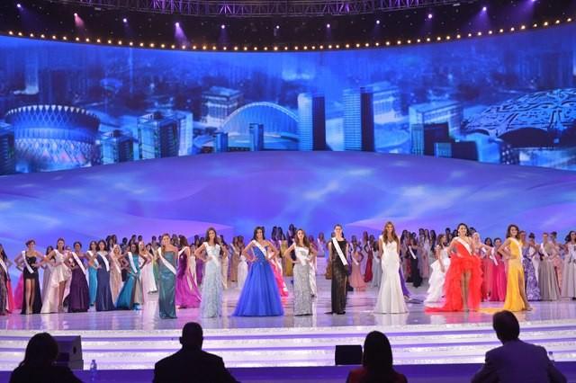 Chủ nhà Trung Quốc lên ngôi Miss World không thuyết phục ảnh 5