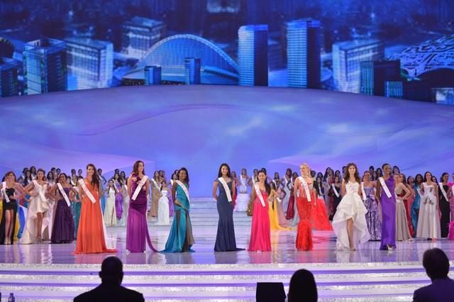 Chủ nhà Trung Quốc lên ngôi Miss World không thuyết phục ảnh 7