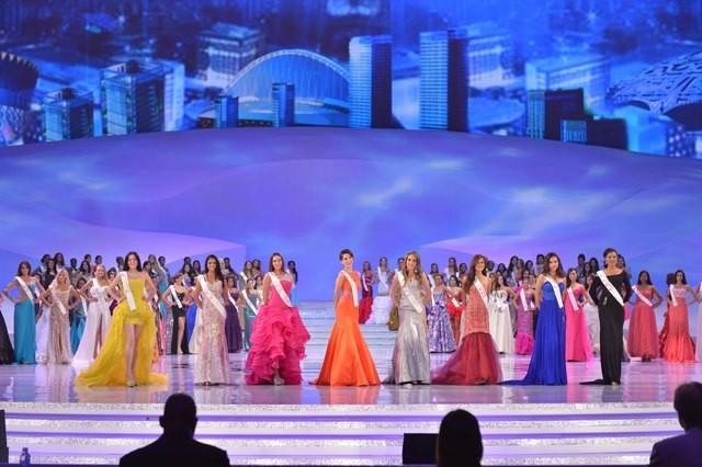 Chủ nhà Trung Quốc lên ngôi Miss World không thuyết phục ảnh 8