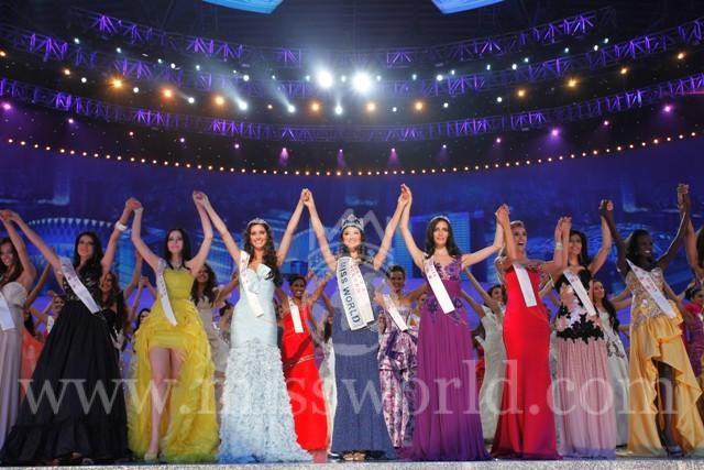 Chủ nhà Trung Quốc lên ngôi Miss World không thuyết phục ảnh 27