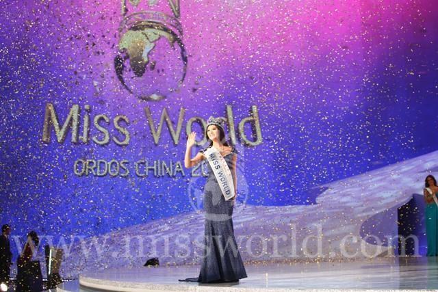 Chủ nhà Trung Quốc lên ngôi Miss World không thuyết phục ảnh 26