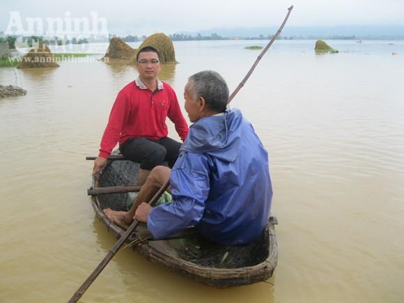 Hơn 5000 ngôi nhà nhấn chìm, 5 người chết, hàng chục người bị thương ảnh 2