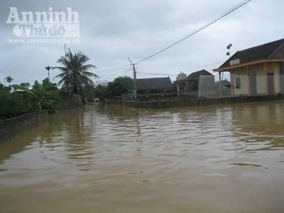 Hơn 5000 ngôi nhà nhấn chìm, 5 người chết, hàng chục người bị thương ảnh 7