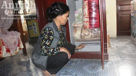 Hà Nam: Dùng súng khống chế, cướp vàng giữa ban ngày ảnh 2