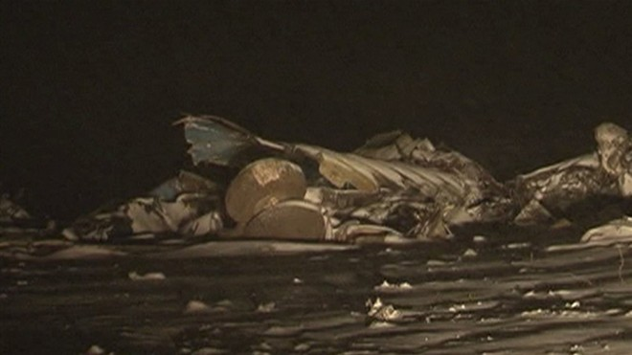 Kazakhstan: Máy bay rơi làm 27 người thiệt mạng ảnh 1