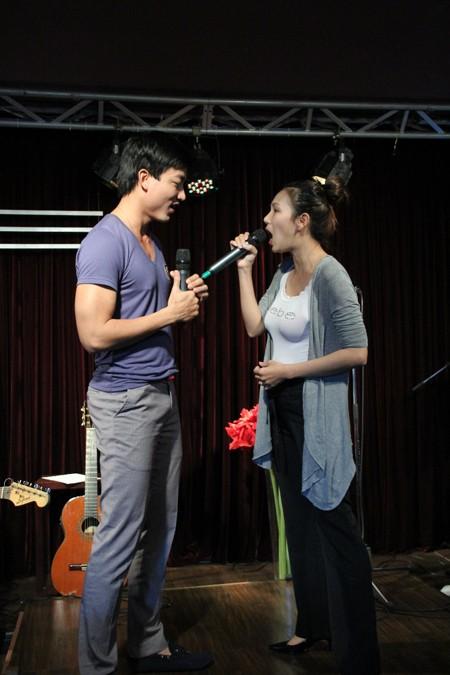 Cặp đôi hoàn hảo sẵn sàng cho đêm diễn đầu tiên ảnh 12