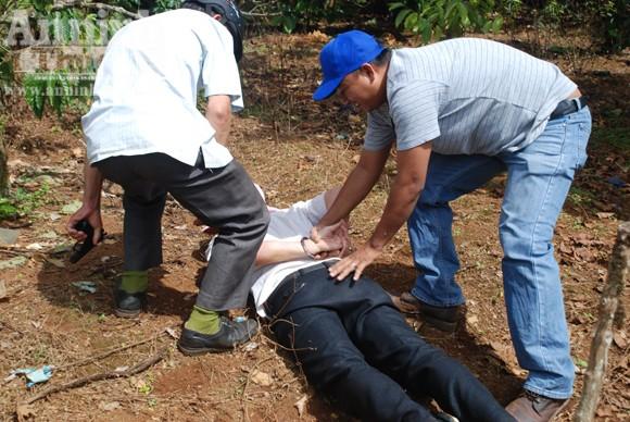 Đắk Nông: ANTT trong dịp Tết được đảm bảo tốt ảnh 2