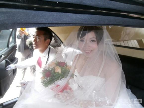 Đám cưới kì quặc: Chọn ngày xấu, rước dâu bằng...xe tang! ảnh 3