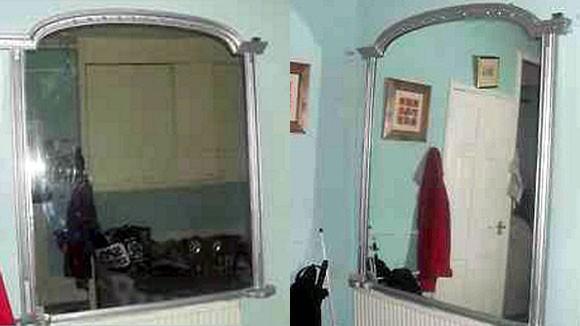 Bí ẩn chiếc gương cổ bị ma ám ảnh 1