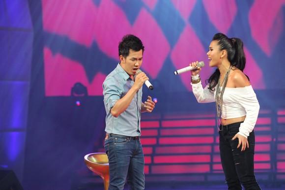 Liveshow 3 Cặp đôi hoàn hảo: Đêm nhạc quốc tế đầy màu sắc ảnh 12