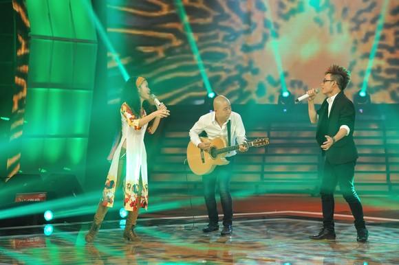 Liveshow 3 Cặp đôi hoàn hảo: Đêm nhạc quốc tế đầy màu sắc ảnh 13