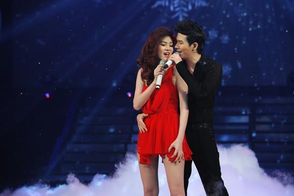 Liveshow 3 Cặp đôi hoàn hảo: Đêm nhạc quốc tế đầy màu sắc ảnh 7