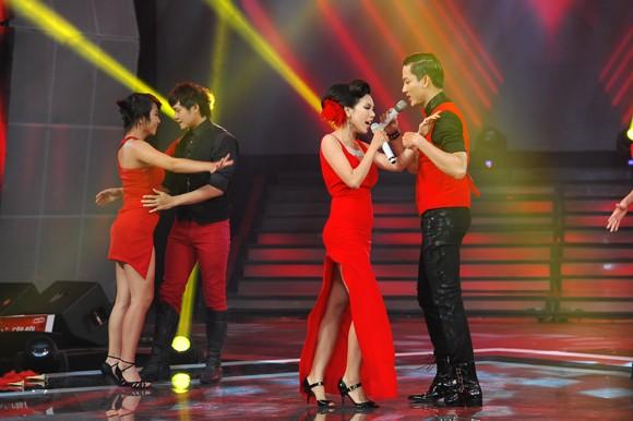 Liveshow 3 Cặp đôi hoàn hảo: Đêm nhạc quốc tế đầy màu sắc ảnh 5
