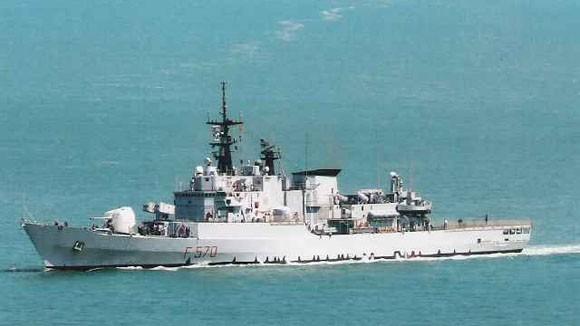 Philippines không mua tàu khu trục cũ Maestral của Pháp ảnh 1