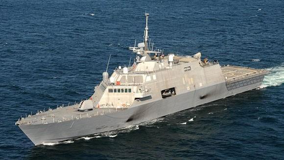 Hải quân Mỹ điều tàu tuần duyên USS Freedom tới biển Đông ảnh 1