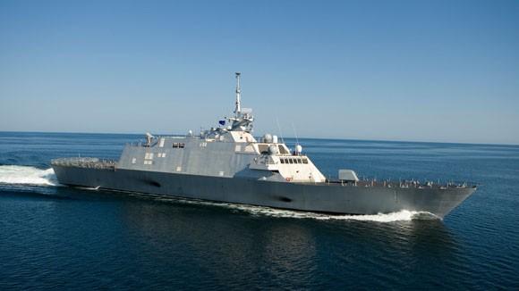 Hải quân Mỹ điều tàu tuần duyên USS Freedom tới biển Đông ảnh 2