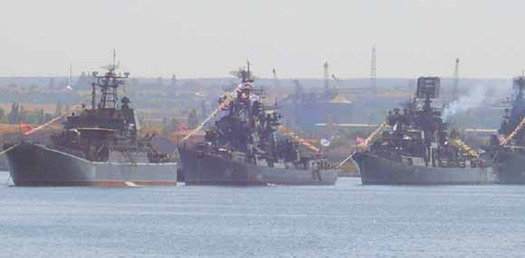 Nga lập lại sự hiện diện vĩnh viễn tại Địa Trung Hải ảnh 1