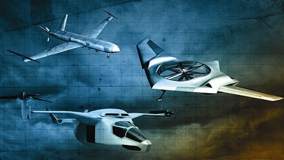 Mỹ phát triển máy bay VTOL siêu tốc mới ảnh 2