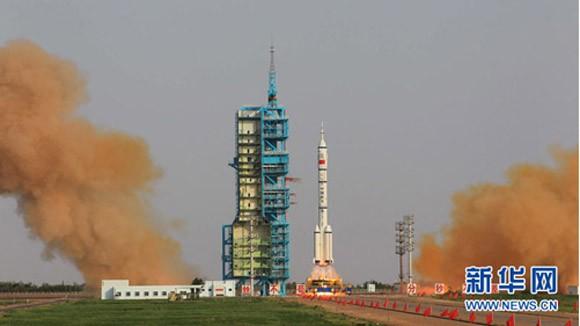 Trung Quốc lên kế hoạch phóng tàu vũ trụ Thần Châu 10 ảnh 1