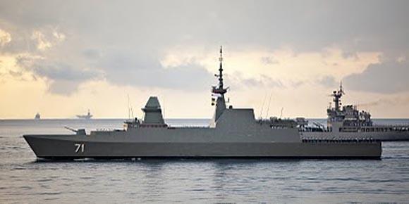Singapore và Brunei tiến hành diễn tập hải quân chung ảnh 2