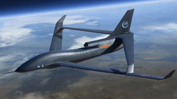 Trung Quốc tích cực phát triển phi đội máy bay do thám ảnh 1