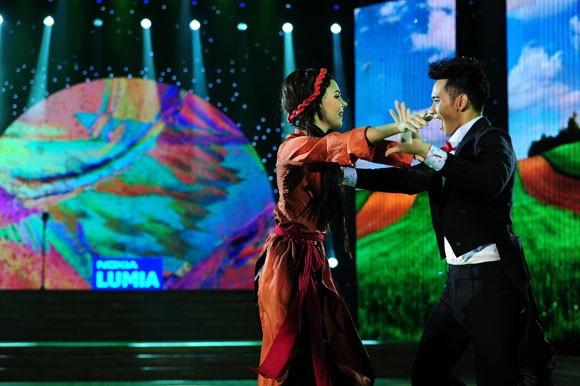 Yến Trang tỏa sáng với điệu nhảy Quickstep ảnh 3
