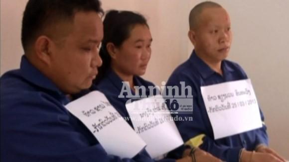 Phá đường dây vận chuyển ma túy tổng hợp cực lớn từ Lào về VN ảnh 1