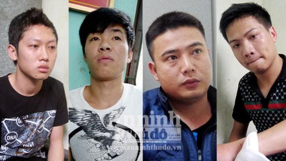 Tạm giữ 4 đối tượng vụ một thanh niên bị đánh chết tay vẫn cầm dao ảnh 1
