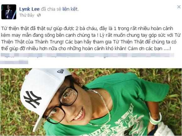 """Nghệ sĩ Việt đồng hành cùng """"Từ Thiện Thật"""" ảnh 12"""