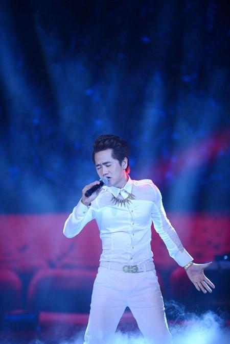 Hương Tràm nhẹ nhàng, sâu lắng trên sân khấu Bài hát yêu thích ảnh 9