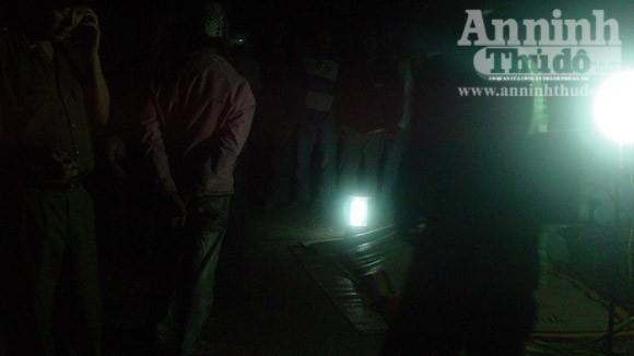 Một người tử vong vì đi xe không đèn trong đêm tối ảnh 1