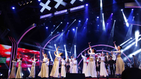 Ấn tượng đêm Gala trao giải Vietnam's got talent ảnh 1
