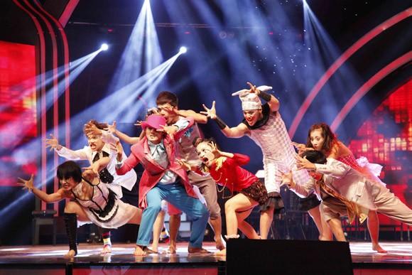 Ấn tượng đêm Gala trao giải Vietnam's got talent ảnh 7