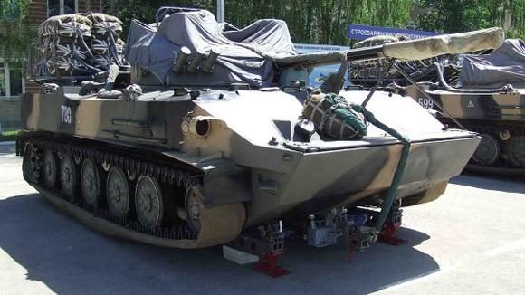 Quân đội Nga mua sắm hàng nghìn xe chiến đấu BMD-4M mới ảnh 1