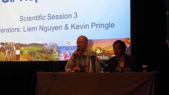 Giám đốc Vinmec dự Hội nghị Ngoại Nhi các nước châu Á - Thái Bình Dương ảnh 1